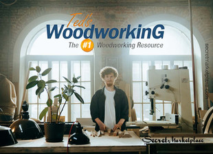 Tedswoodworking Review - Woodworking Made Easy