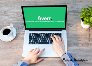 Review Of Fiverr Marketplace - Online Freelance Job & Services Platform