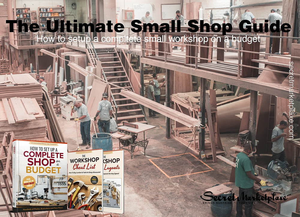 The Ultimate Small Shop