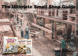 The Ultimate Small Shop Review - How to set up a complete small workshop on a budget