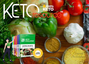Keto Resources Review - 28 Days Keto Challenge