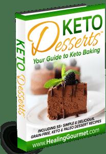 Keto Breads & Desserts