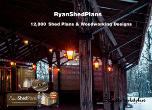 Ryan Shed Plans Review - Build your beautiful sheds