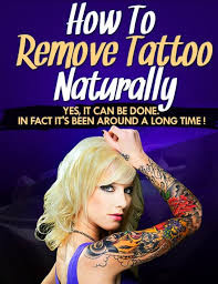 Remove Tattoos Naturally