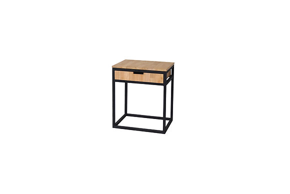 NYC SIDE TABLE WITH DRAWER