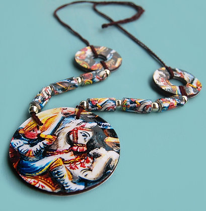 Necklace, Carretto Siciliano (CSC1)