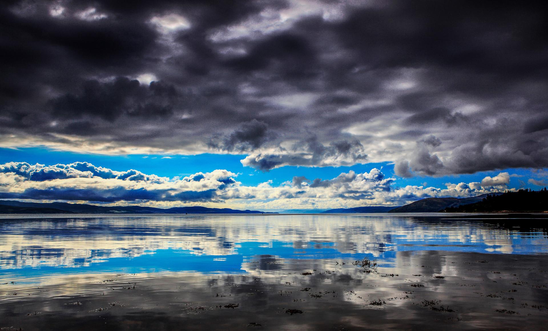 Loch Lomond, Scotland, 2010