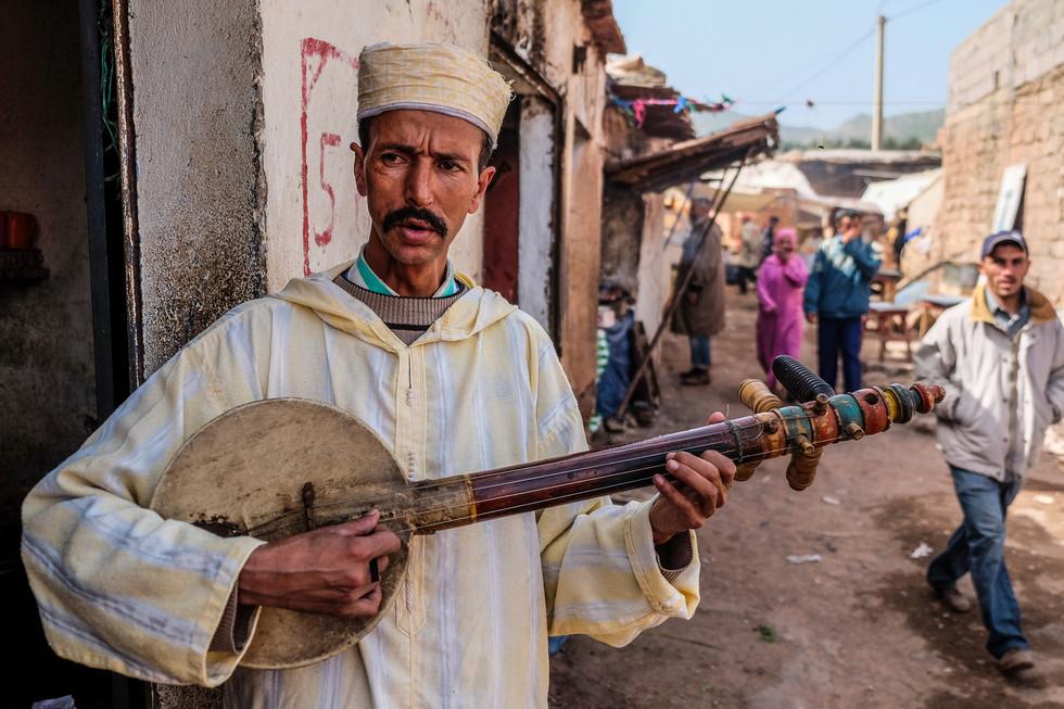 Fiddler of Tahnaout