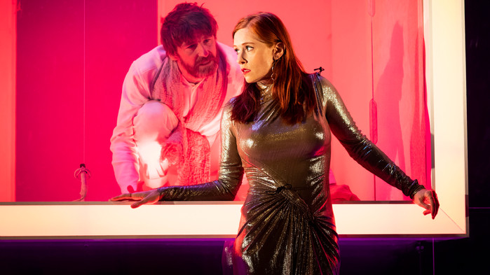 Paul Anderson and Audrey Fleurot in Tartuffe. Photo by Helen Maybanks 248.jpg