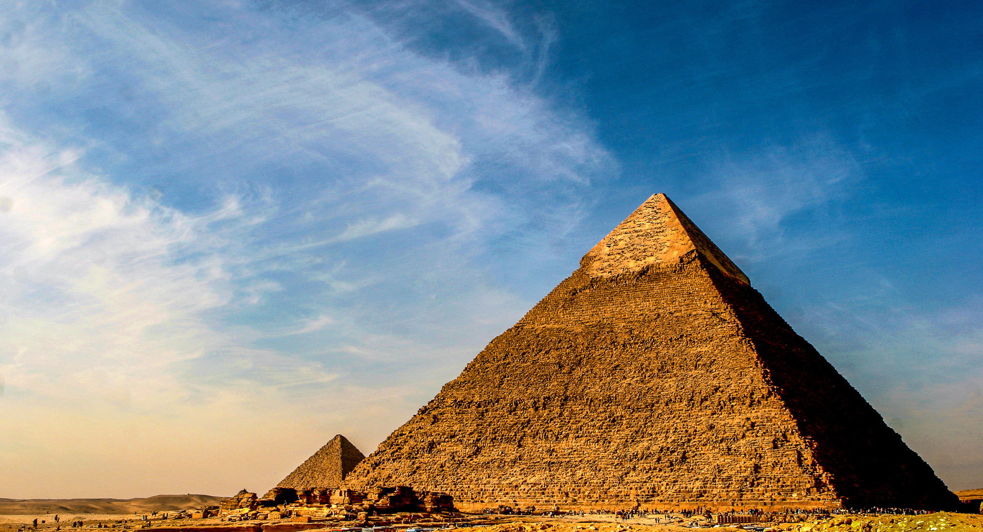 The Piramids