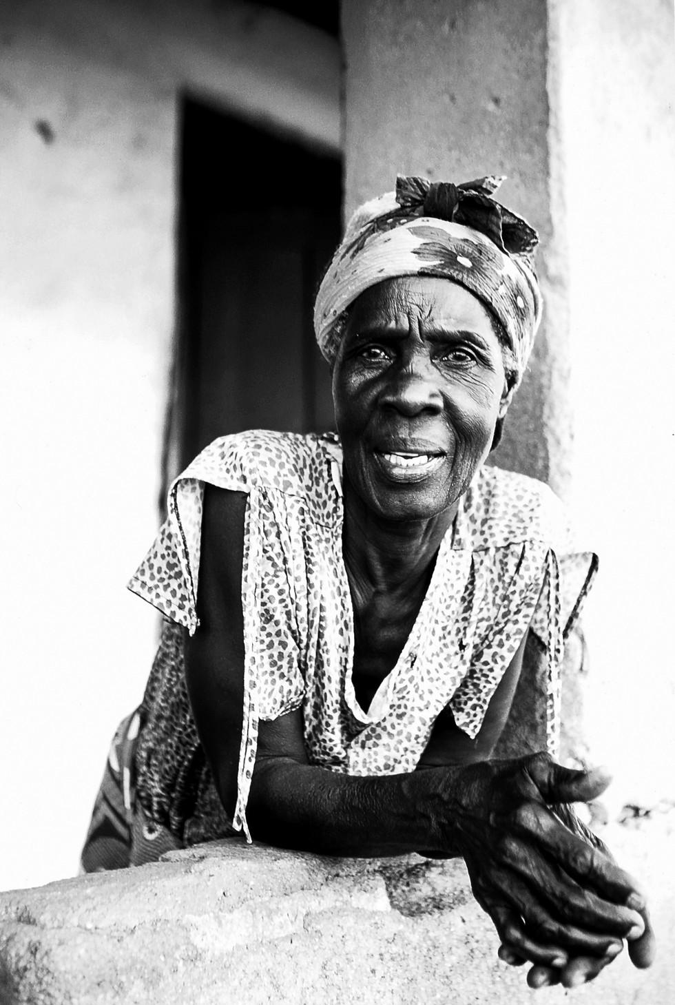 Chikwina, Malawi, 2009