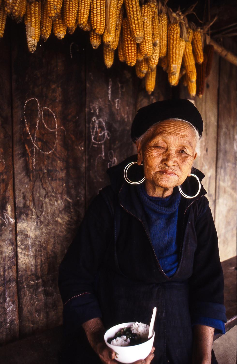 Sa Pa Valley, Vietnam, 2007