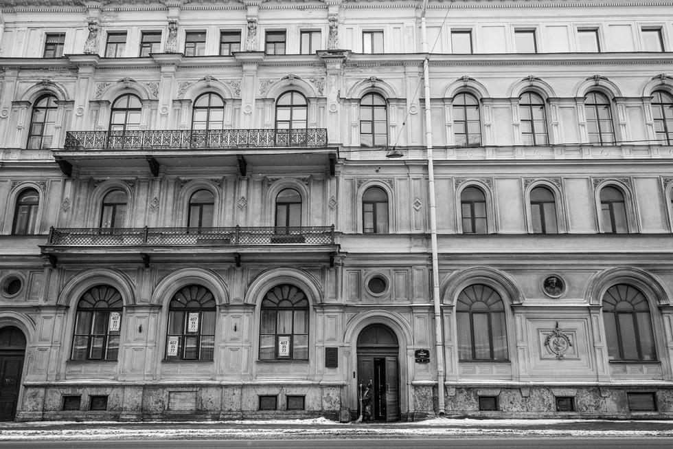 St Petersburg, 2018