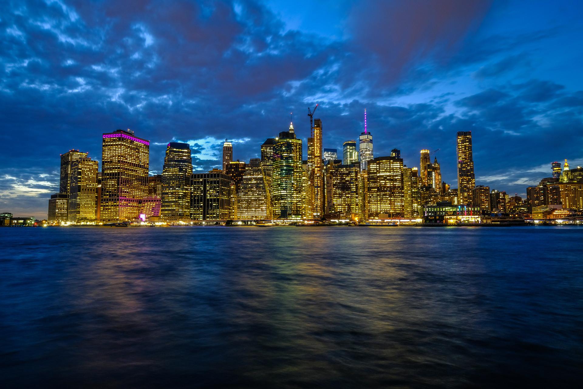 Manhattan from Brooklyn