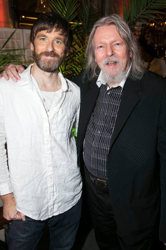 Paul Anderson and Christopher Hampton