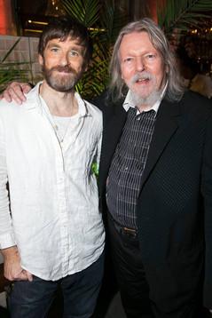 Paul Anderson and Christopher Hampton