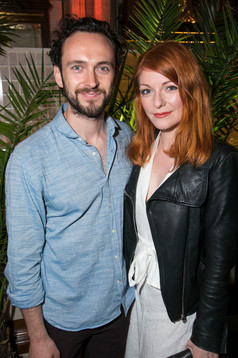 George Blagden and Laura Pitt-Pulford