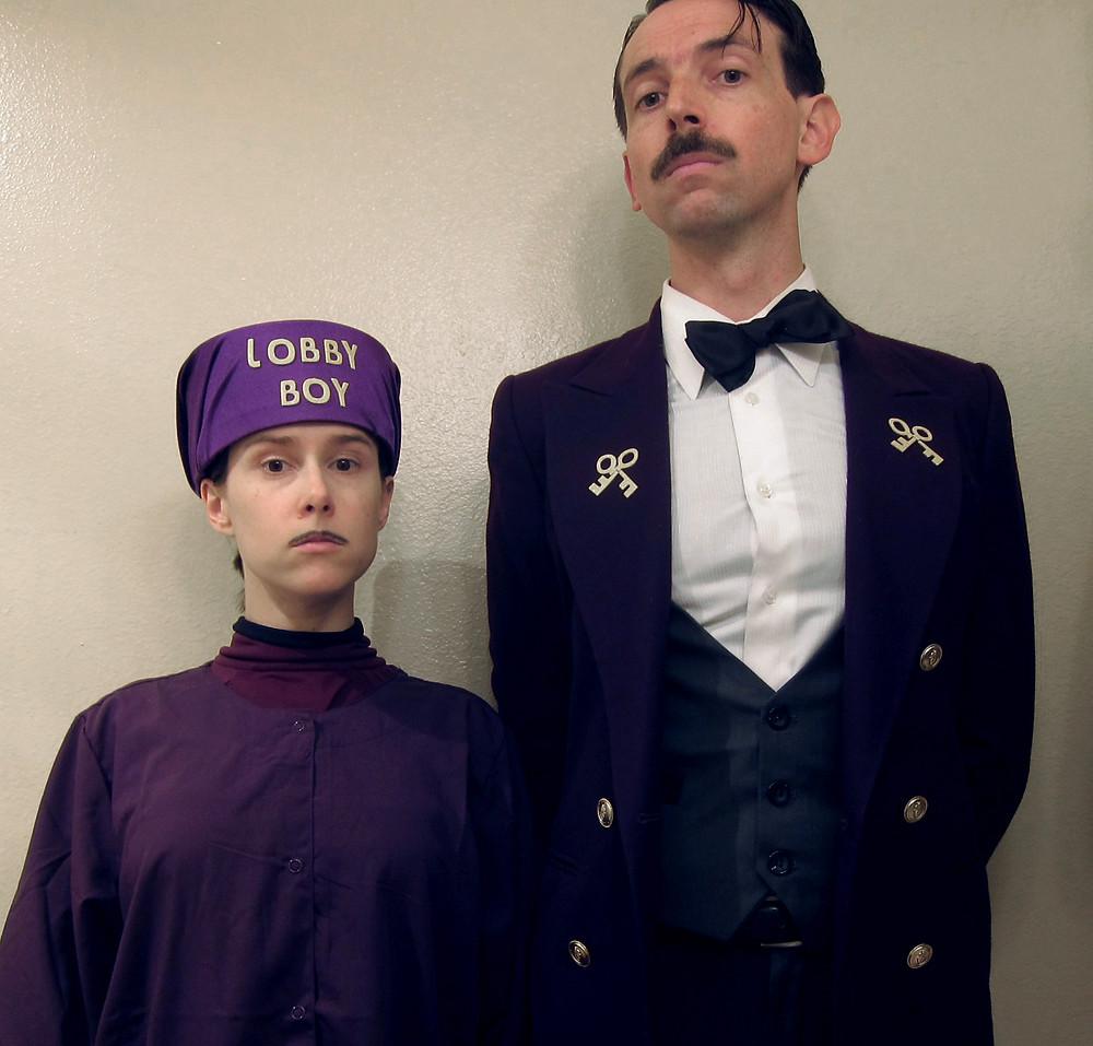 Gustave and Zero