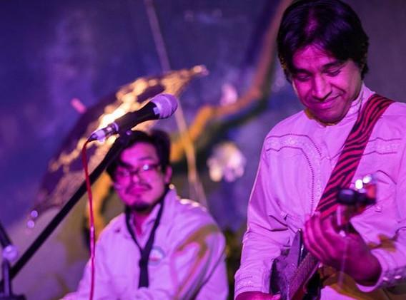 Los grandiosos músicos de Dr. Sotol  #fa