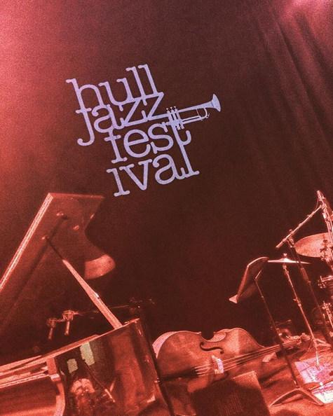 Visiting HULL JAZZ  Festival