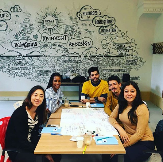 Global Cultural Leadership Programme 2018