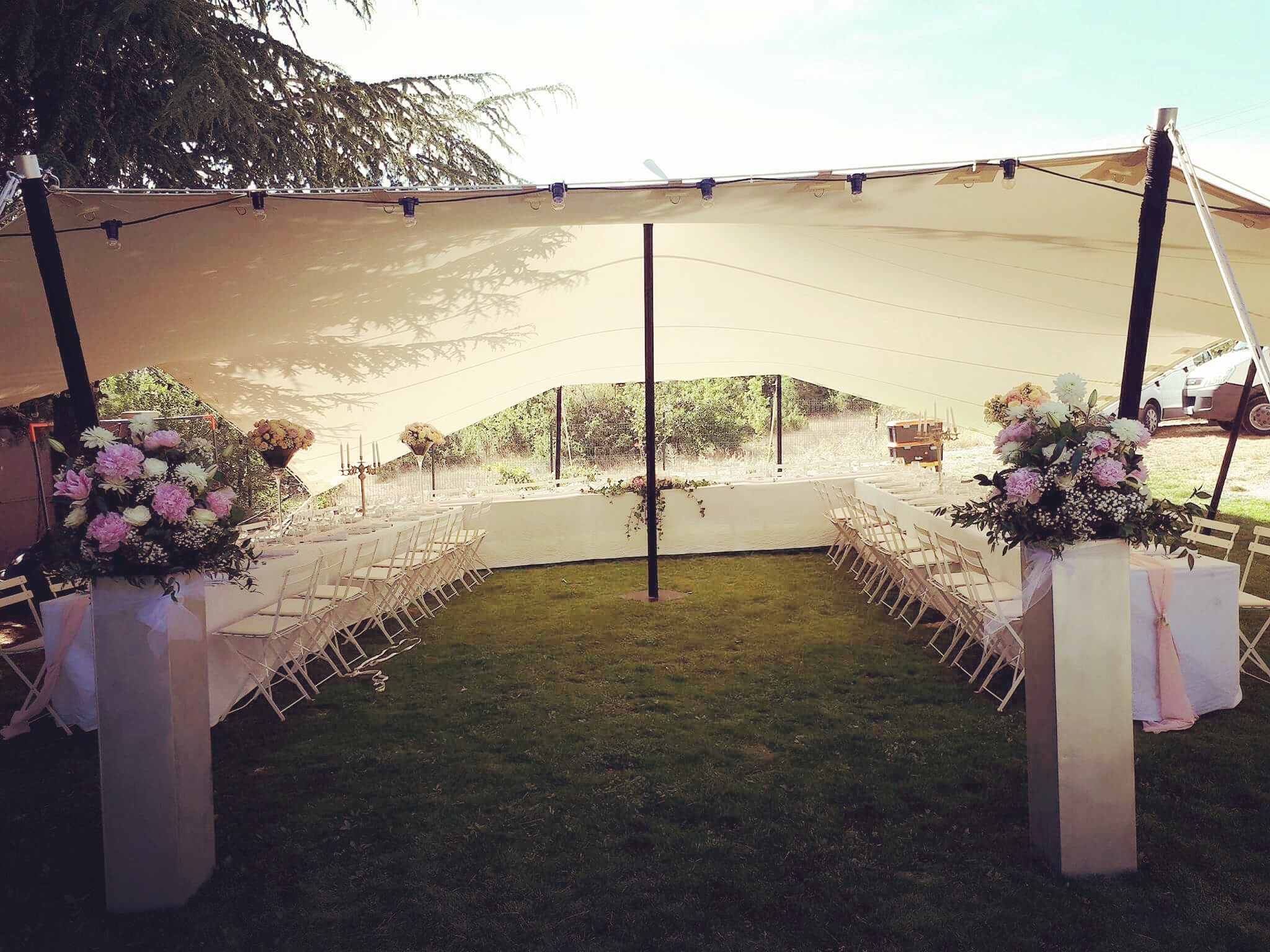 Mariage de C&C en Provence