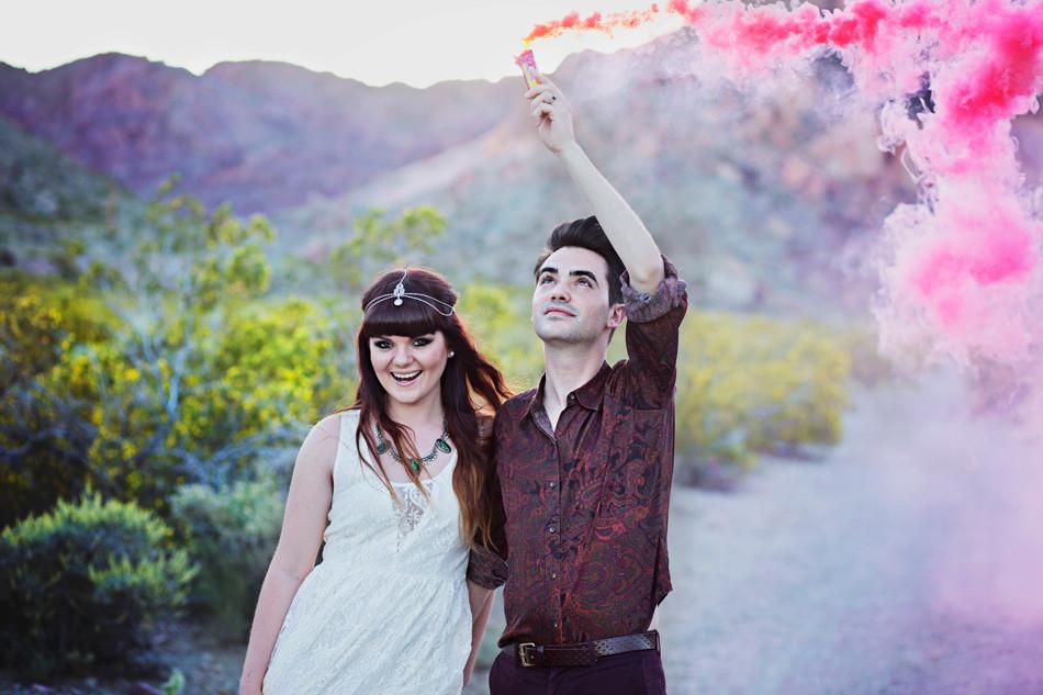 Le mariage des Funky Wedding à Vegas