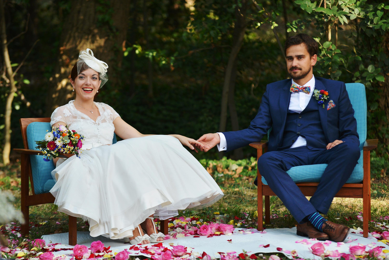 Mariage de Léa et James