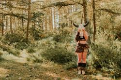 Shooting Ethnique Viking