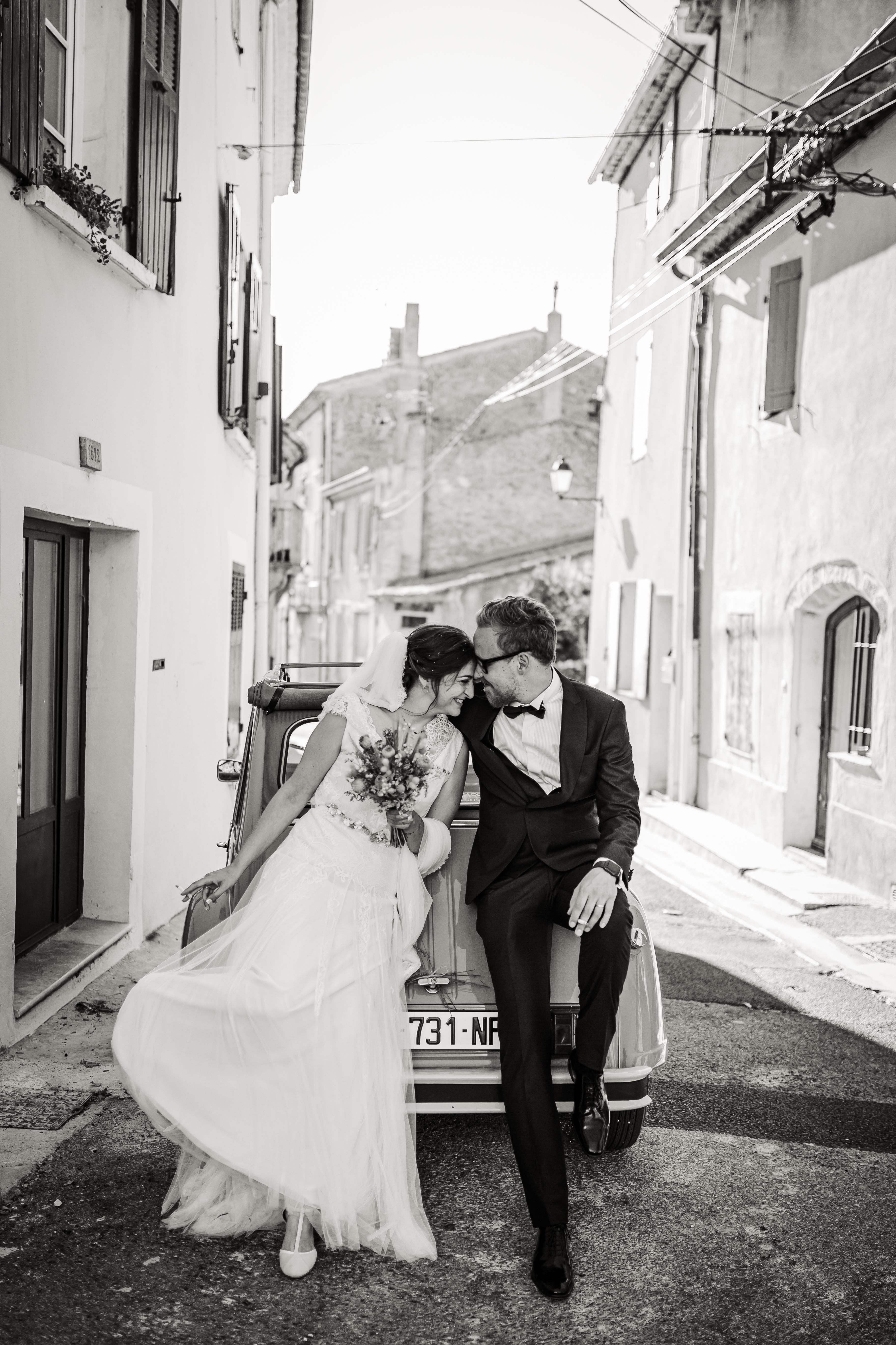 Mariage Aurélie & Pierre en Provence