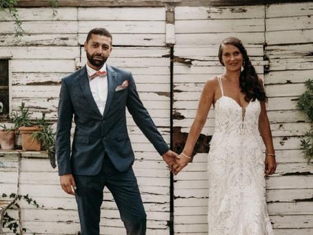 Anaïs & Reda, le Luberon comme témoin de mariage