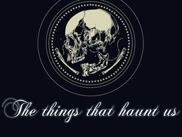 """""""The Things that Haunt Us"""" is now available on Amazon"""