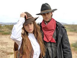 Nelson wraps western film shot in the California desert