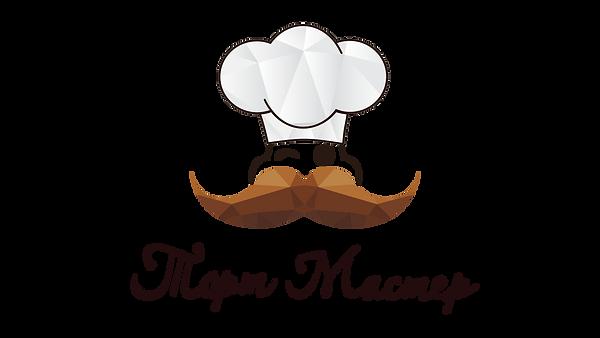 логотип торт мастер