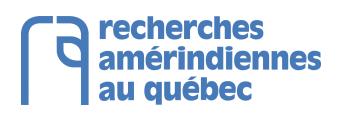 Recherches amérindiennes au Québec