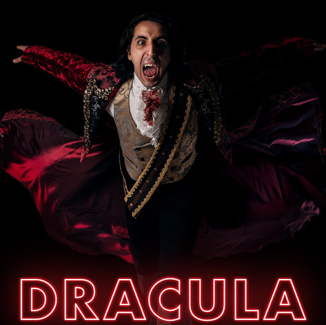 Publicity Poster for Dracula
