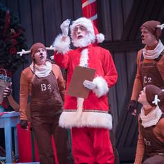 Santa - Rudolph the Musical