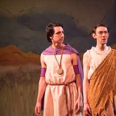 Xanthus - Aesop's Fables