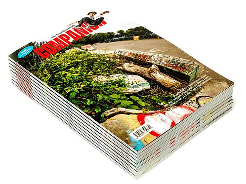The Skateboarder's Companion - annual subscription 4: Magazine only