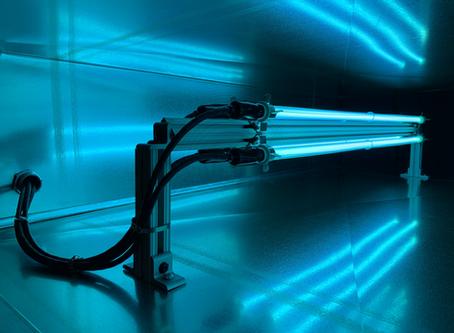 Rightsizing UV-C lamps for HVAC applications