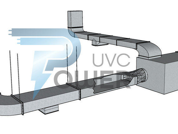 HVAC System 3D Modeling
