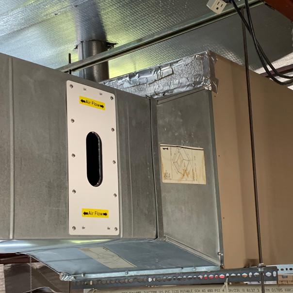 UVCX-INSERT Mounting Plate