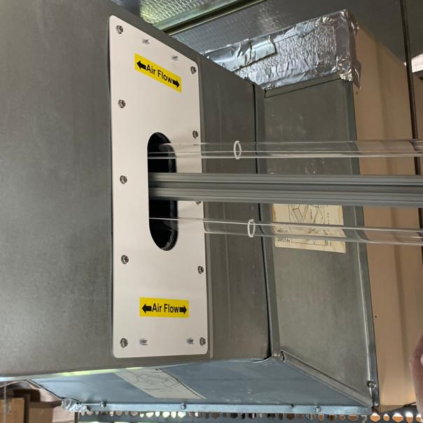 UVCX-INSERT System Controller