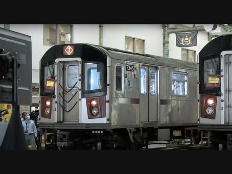 MTA Will Use UV Rays To Kill Coronavirus In Subways: Officials | Patch.com