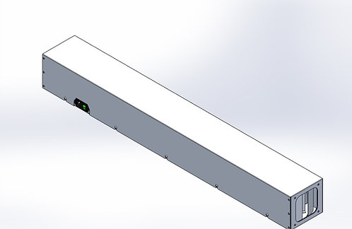 AIR DEFENSE (XL) - Standalone UVC  Air Purification System (54 CFM)