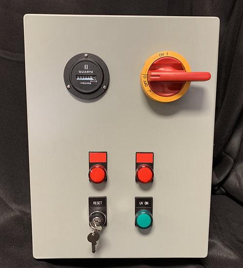 Dual Ballast Control Center