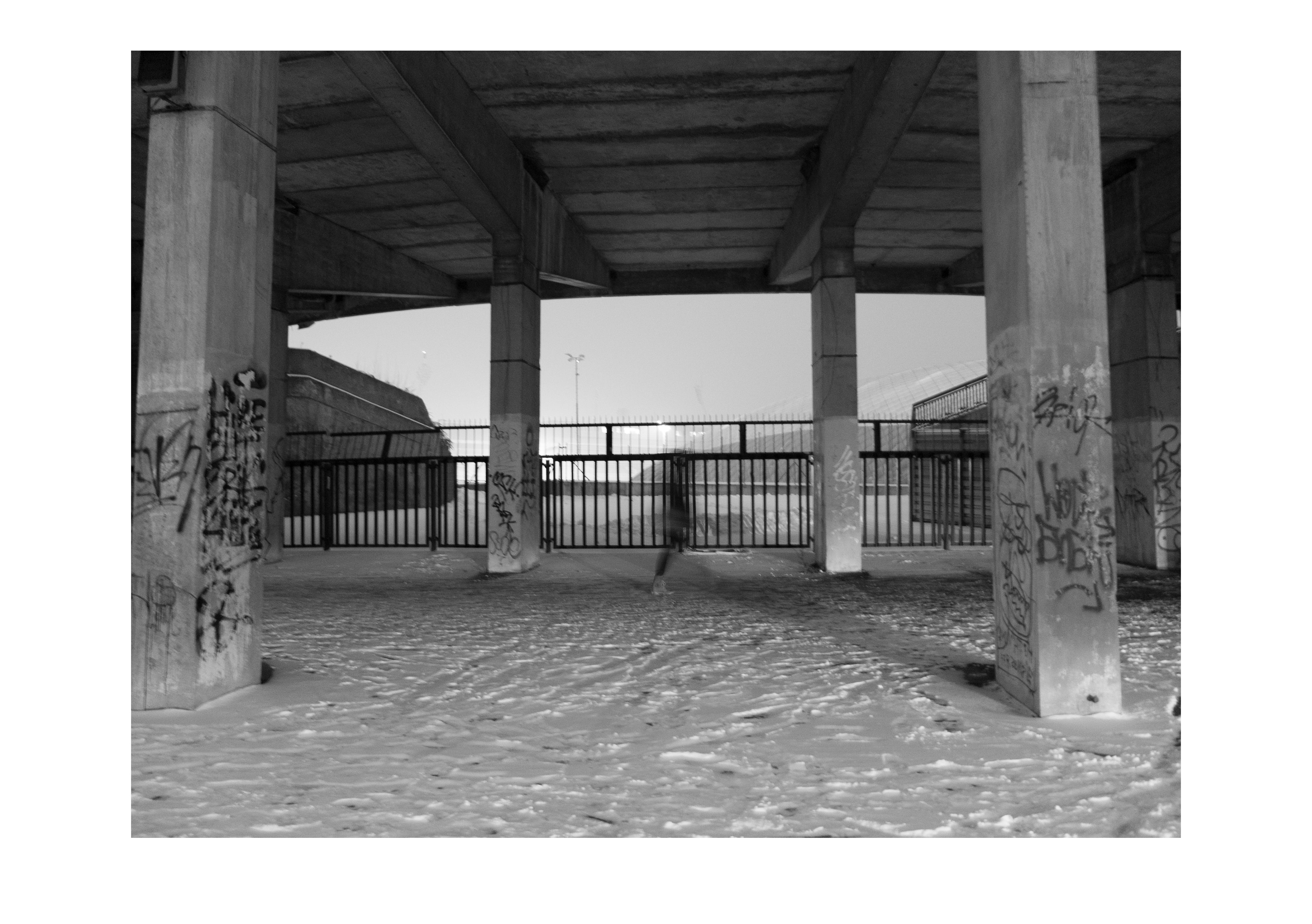 Strahov město/místo duchů