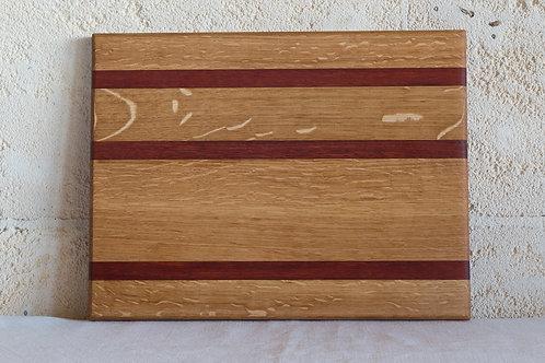 French Oak &  Recycled Jarrah Cutting Board