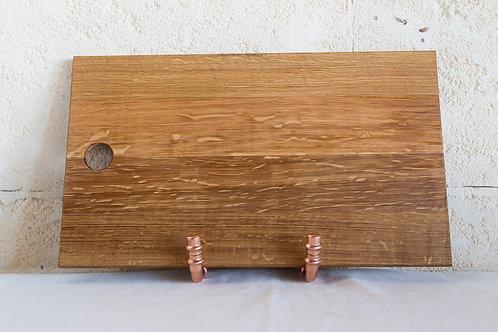 French Oak Cutting/Grazing Board