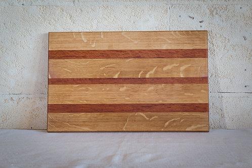 French Oak &  Recycled Sheoak Cutting/Grazing Board